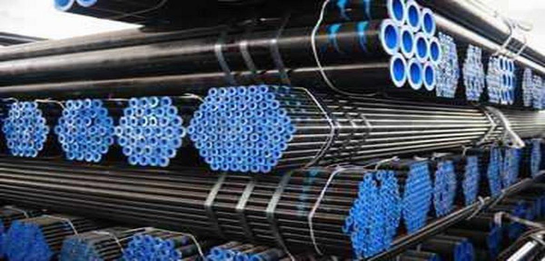 Pipa Seamless Carbon Steel ASTM A106 Gr.B API 5L Gr.B