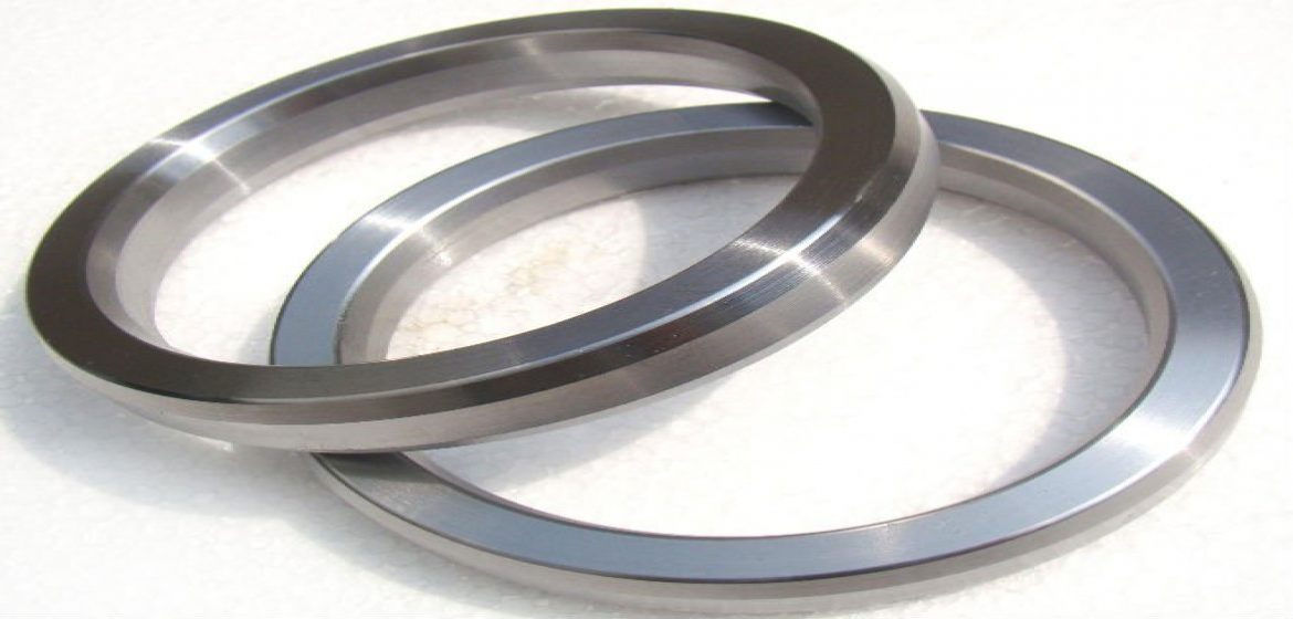 RING JOINT GASKET STAINLESS SS316L TYPE OCTAGONAL